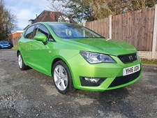 Seat Ibiza 1.2 TSI (110ps) FR Technology Hatchback 5d 1197cc